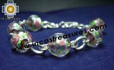 Silver jewelry Bracelet Santa Rosa