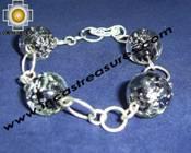 Jewelry 950 Silver bracelet saturn - Product id: silver-Jewelry10-08 Photo01