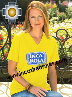 Women Inka Kola Tshirt