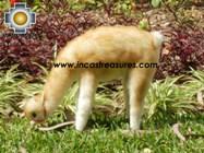 Beautiful Vicugna giant-canela-eating - Product id: TOYS12-04
