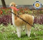 Beautiful Vicugna giant-canela - Product id: TOYS12-03