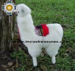 Alpaca Stuffed Animals llama Family - Product id: TOYS08-40 Photo05