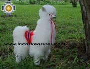 Alpaca Stuffed Animals llama Family - Product id: TOYS08-40 Photo06