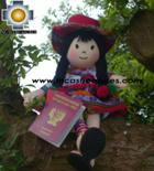 Andean Doll Chaska- Product id: GAMES09-01, photo 02