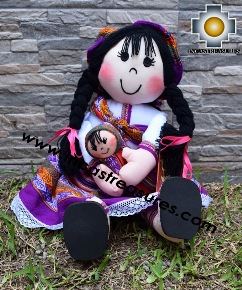 Andean Doll Josefina- Product id: GAMES16-04, photo 04