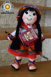 Andean Doll josefina- Product id: GAMES16-04, photo 06