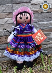 Andean Doll juanita- Product id: GAMES16-03, photo 01