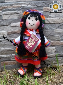 Andean Doll lina- Product id: GAMES16-05, photo 01