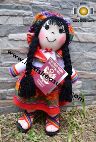 Andean Doll lina- Product id: GAMES16-05, photo 02
