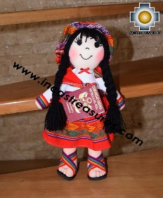 Andean Doll Lina- Product id: GAMES16-05, photo 04