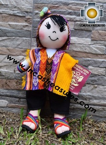 Andean Doll paco- Product id: GAMES16-06, photo 01