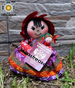 Andean Doll rosita- Product id: GAMES16-02, photo 03