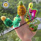 Hand-Knit finger puppet  jungle Special- Product id: TOYS08-43, photo 02