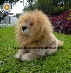 Alpaca Stuffed Animal Squirrel lion-chumba - Product id: TOYS08-59 Photo06