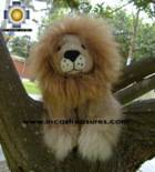Alpaca Stuffed Animal Squirrel lion-chumba - Product id: TOYS08-59 Photo07