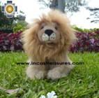 Alpaca Stuffed Animal Squirrel lion-chumba - Product id: TOYS08-59 Photo01