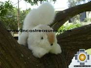 Alpaca Stuffed Animal Squirrel Nuez - Product id: TOYS08-57 Photo07