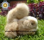 Alpaca Stuffed Animal Squirrel Nuez - Product id: TOYS08-57 Photo04