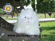 Adorable White Big cat - BOB THE CAT - Product id: TOYS08-23 Photo03