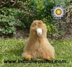 alpaca stuffed animal chevere , photo 03