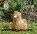alpaca stuffed animals, beautiful handmade Alpaca Chevere