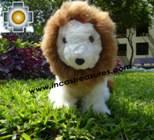 Alpaca stuffed animal Buba The Lion - Product id: TOYS08-55 Photo03