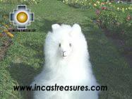 Big Alpaca Seated - LANA - Product id: TOYS08-35