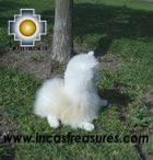Medium Alpaca Seated - motas - Product id: TOYS08-36
