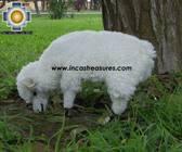 Alpaca Stuffed Animals Sheep Family - Product id: TOYS08-39 Photo01