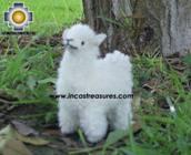 Alpaca Stuffed Animals Sheep Family - Product id: TOYS08-39 Photo05