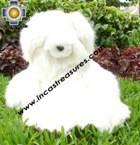 Big SURI Teddy Bear YOYO - 100% SURI Baby Alpaca - Product id:TOYS08-68 , photo 04