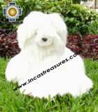 Big SURI Teddy Bear YOYO - 100% SURI Baby Alpaca - Product id:TOYS08-68, photo 03