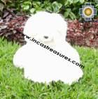 Big SURI Teddy Bear YOYO - 100% SURI Baby Alpaca - Product id:TOYS08-68 , photo 01