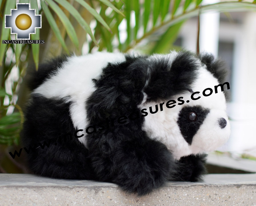 Adorable Polar Bear -panda-bear - Product id: TOYS12-01 Photo02