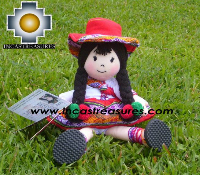 Andean Doll Chaska- Product id: GAMES09-01, photo 04