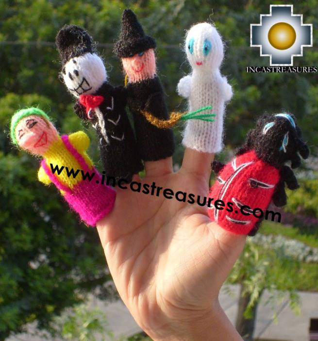 wholesale finger puppets