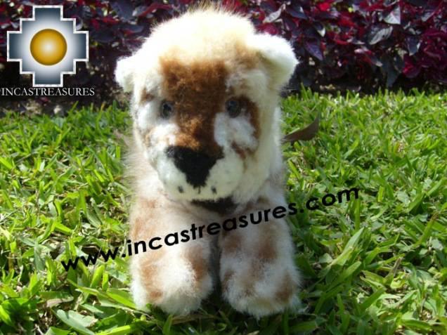 Adorable Stuffed Animal Cheetah Cub