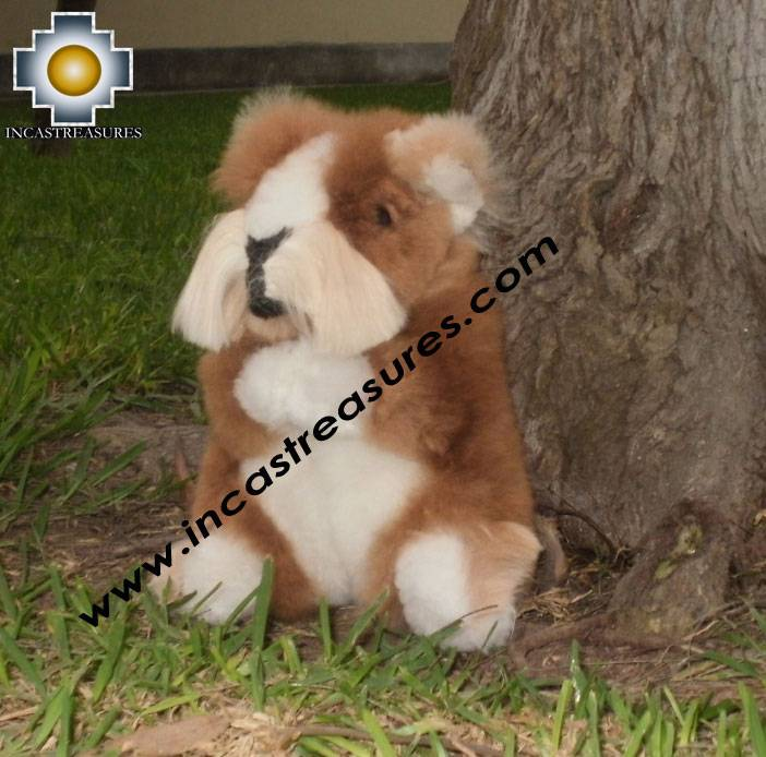 Adorable Stuffed Animal  - CUY MAGICO guinea Pig - Product id: TOYS08-69 Photo04
