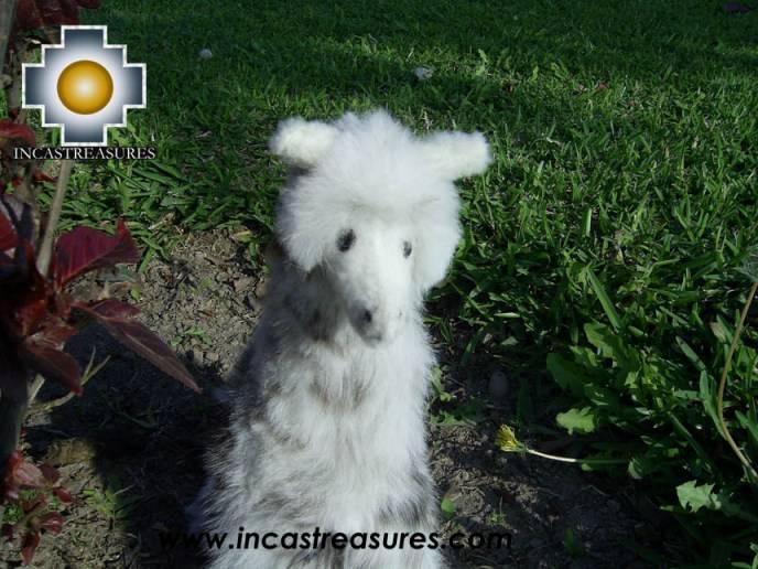 Baby Alpaca Giraffe - RAMONCITO