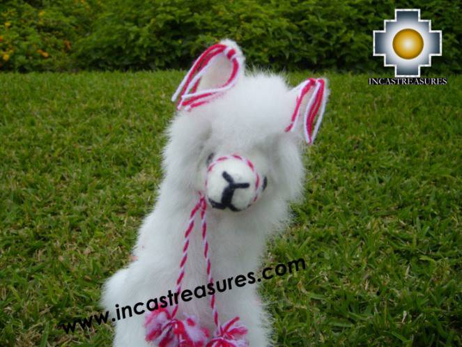 Beautiful Happy  Llama Pompon - Product id: TOYS08-37