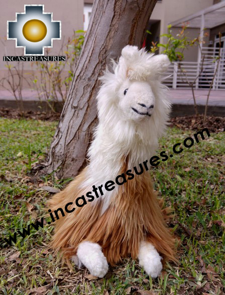 alpaca stuffed animal peluca, wants to be your friend