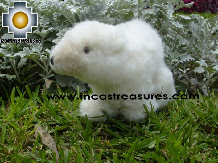 Adorable Polar Bear -COPITO - Product id: TOYS08-17