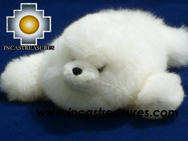 Adorable White Seal GOTITA